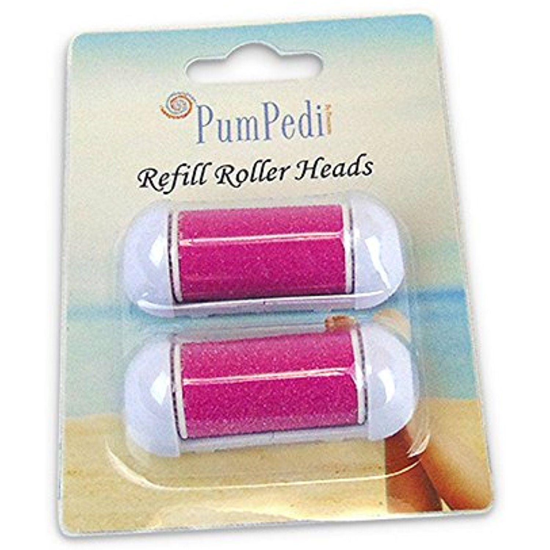 2 for 1 SALE - PumPedi Perfect Callus Remover Refill Roller Heads ...