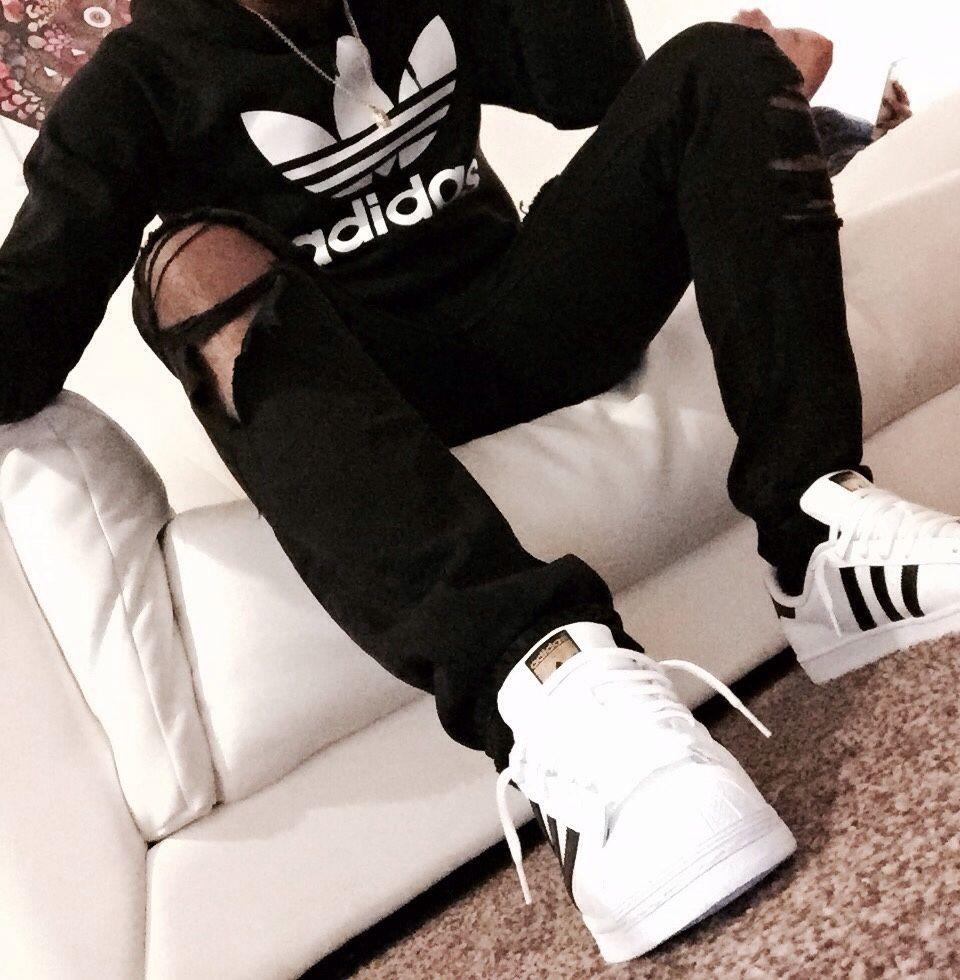reputable site 167cc b0bab Men s adidas clothing  tumblr