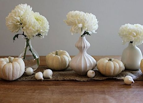 Easy Décor for Your Thanksgiving Table | Apples and Onions | The Daily Meal
