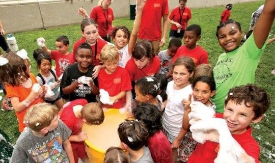 Discovery Time Summer Camp Great Falls, Virginia  #Kids #Events