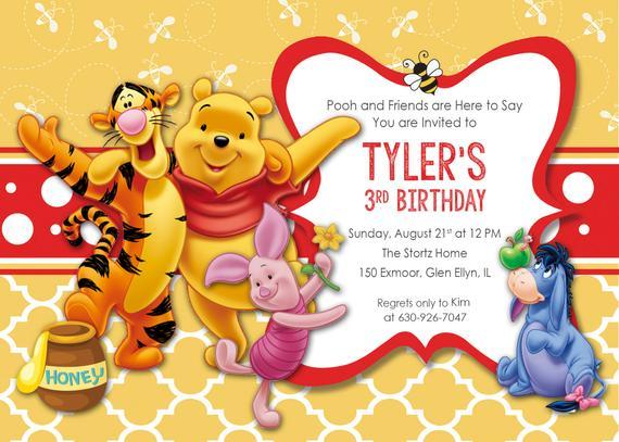 printable winnie the pooh birthday