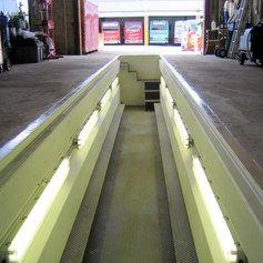 Resultado De Imagen De Vehicle Inspection Pit Idee Garage