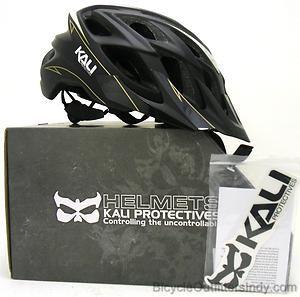 4b69caa33f6 Kali Chakra PLUS Helmet - Stripes Black