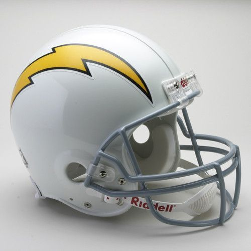San Diego Chargers 1961-73 Throwback Pro Line Helmet