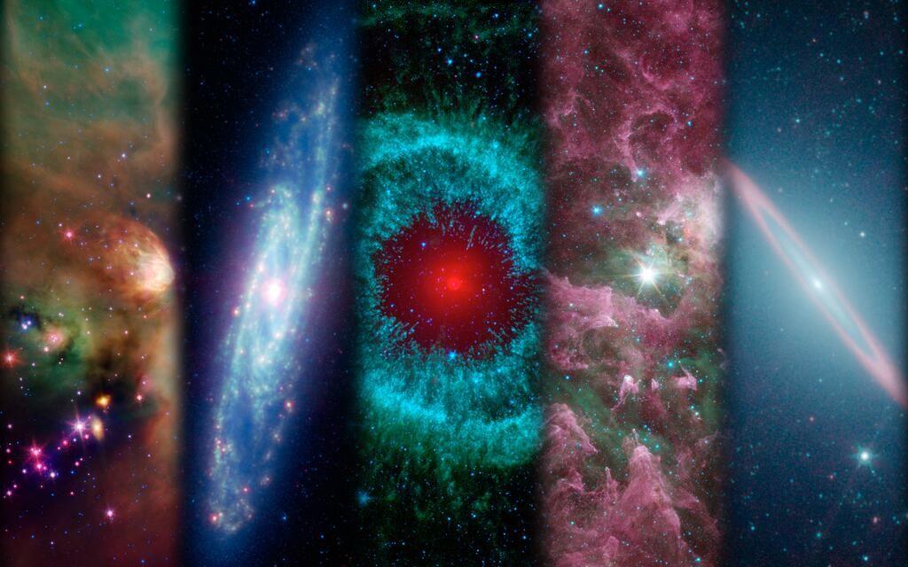 NASA on Twitter Space telescope, Spitzer space telescope