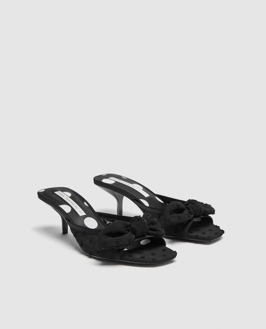 Zara 2019 Yaz Sandalet modelleri