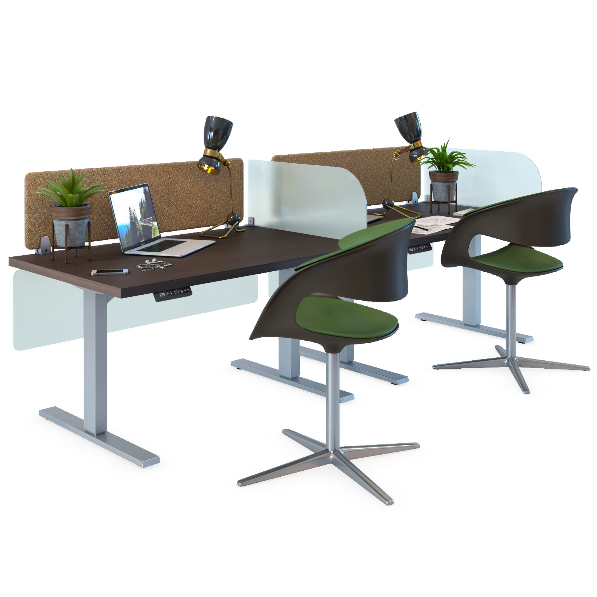 dividers partitions pin give office privacy work while you merge desk sound to works absorbing custom has