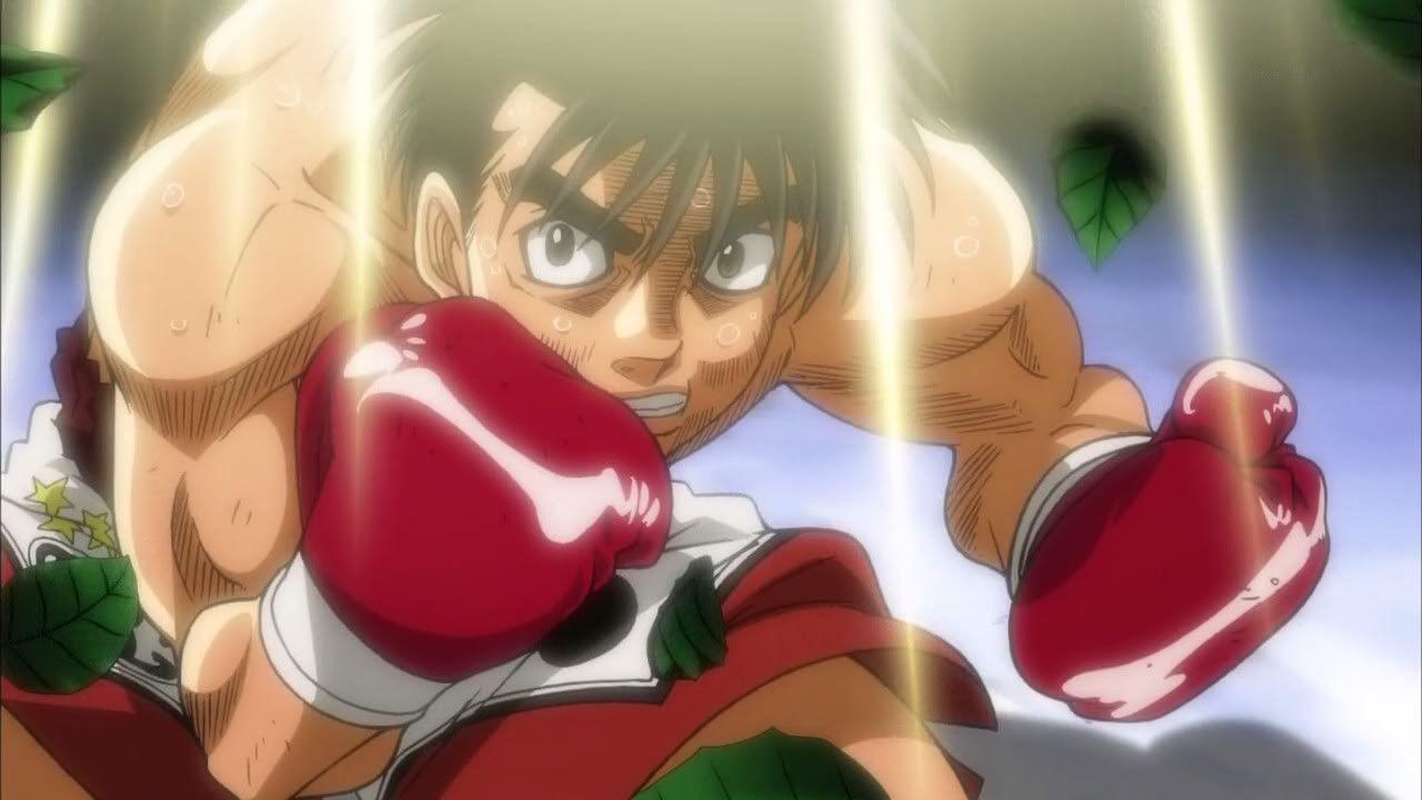 Kết quả hình ảnh cho Hajime No Ippo anime