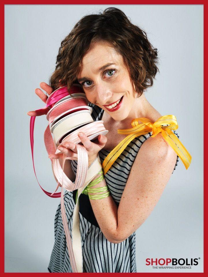 #gift #ribbon #wrapping #present #faidate #regali
