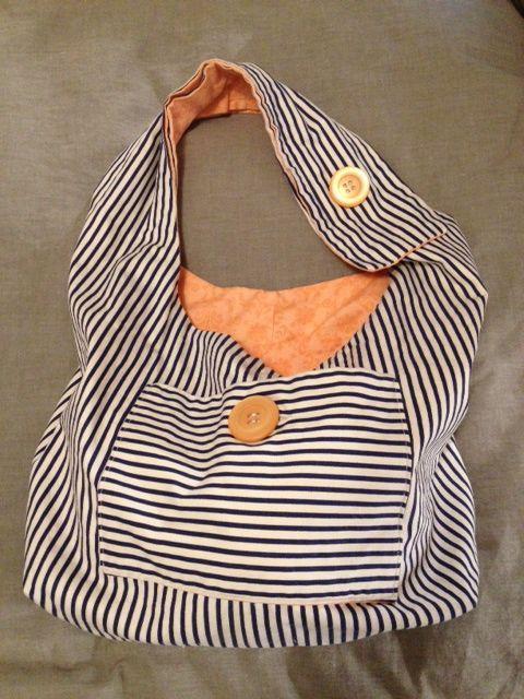 Lickety Split Bag Pattern PDF | Pinterest | Beutel, Handarbeiten und ...