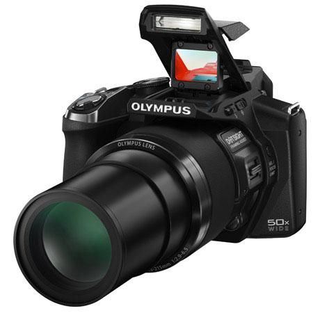 Olympus TG-850 and SP-100EE cameras to be announced together with E