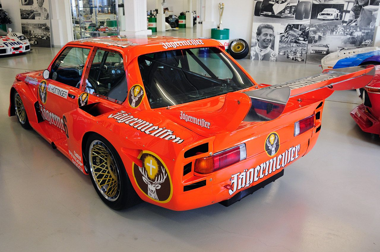 M Hottinger S Jagermeister Liveried Bbs Wheeled Bmw Group