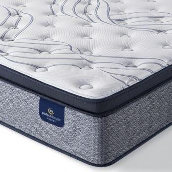 Serta Perfect Sleeper Kleinmon Ii 13 75 Plush Pillow Top Mattress