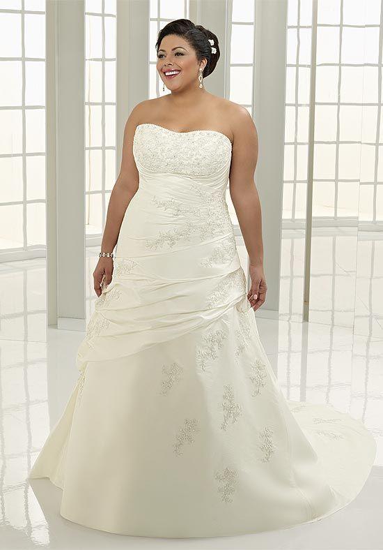 Plus size wedding dresses sale