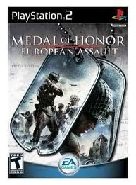 Medal Of Honor European Assault Ps2 Game Medal Of Honor