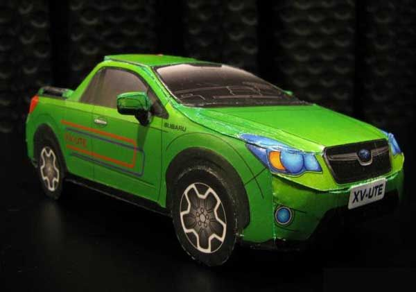 Pin by Alisa Shea on all models | Paper car, Paper models, Model