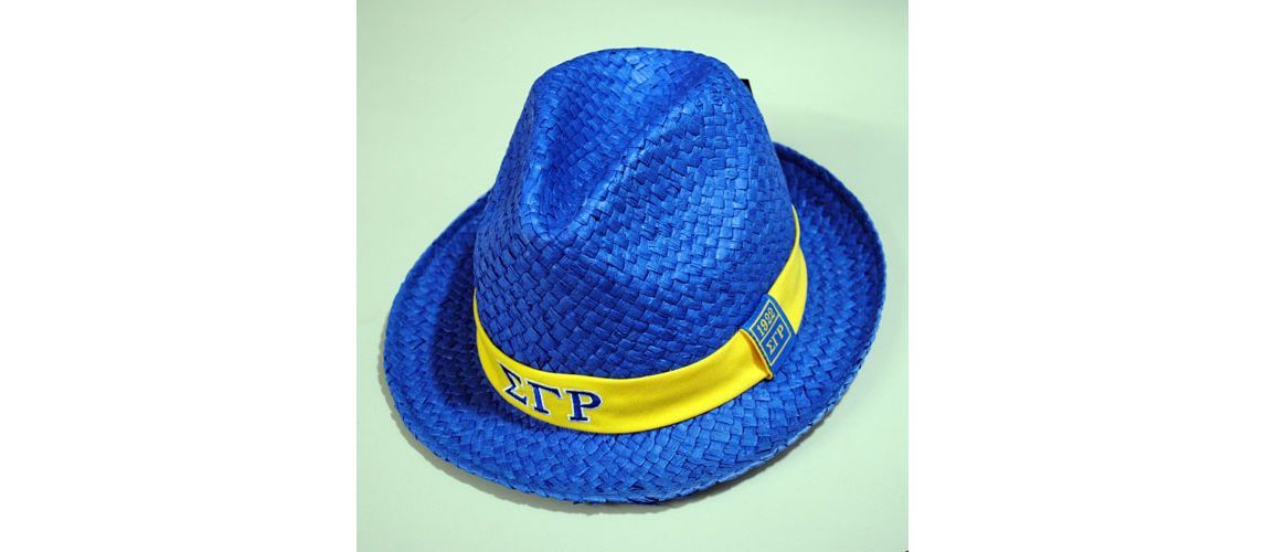 a31dafe2c0d Sigma Gamma Rho Fedora Hat