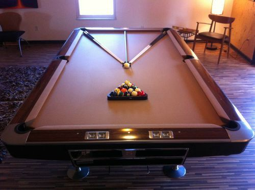 used sale operated tables houston in table owned coin pool for