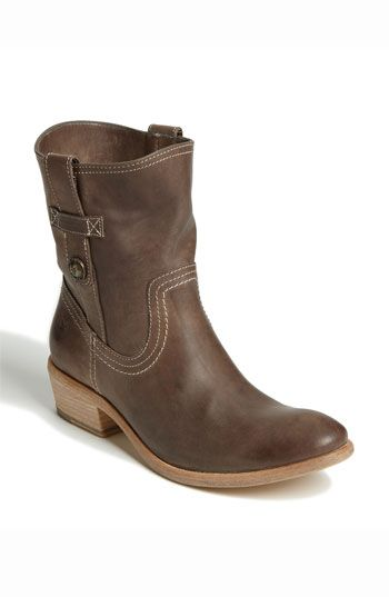 Frye 'Carson Button' Short Boot available at #Nordstrom
