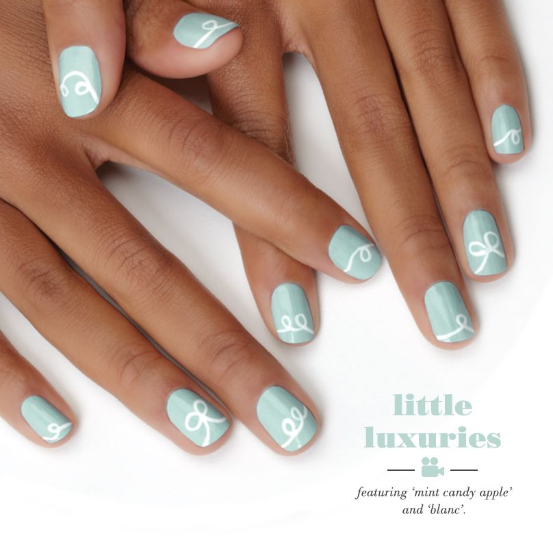 How Long To Let Nail Polish Dry Before Top Coat: Enjoy The Little Luxuries That Are Just For You. This Cute
