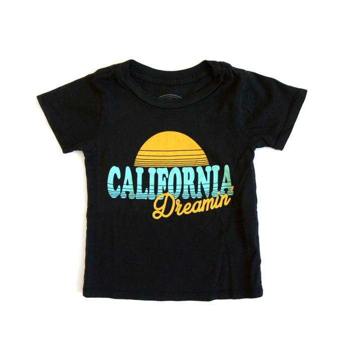 California Dreamin Unisex Kids Tee