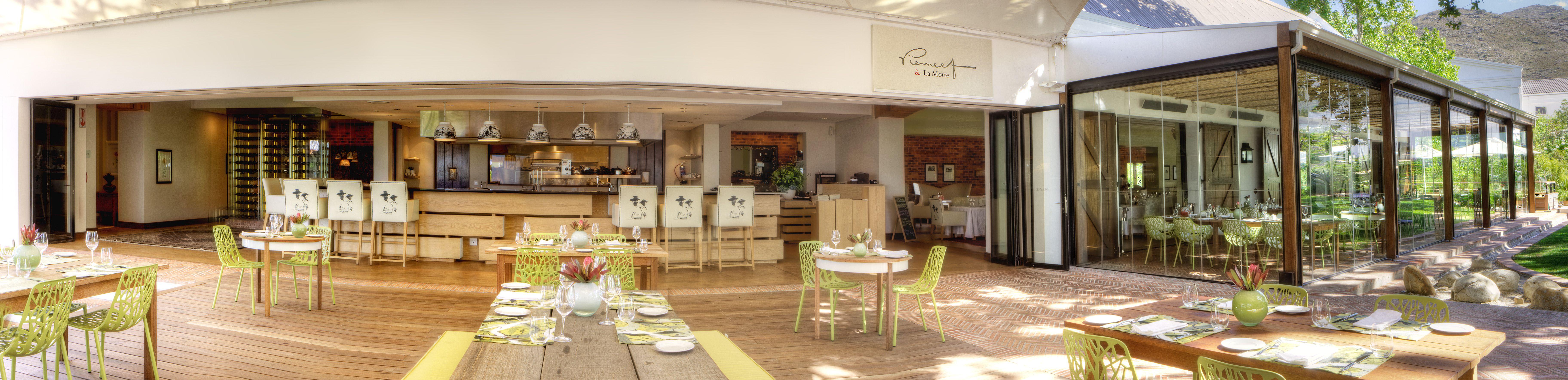 Enjoy A Red Or White Wine On Our Deck Lamotte Wine Food Franschhoek Restaurant Franschhoek Outdoor Decor