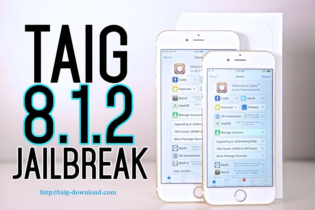 Now you can download Taig 1.2.0 Jailbreak update for Untether Jailbreak iOS 8 – iOS 8.1.2. Tai-G team released this update with including some bug fixes. many iOS users already updated to iOS 8.1.2 update and looking for iOS 8.1.2 Jailbreak solution to download Cydia to iOS 8.1.2 devices.