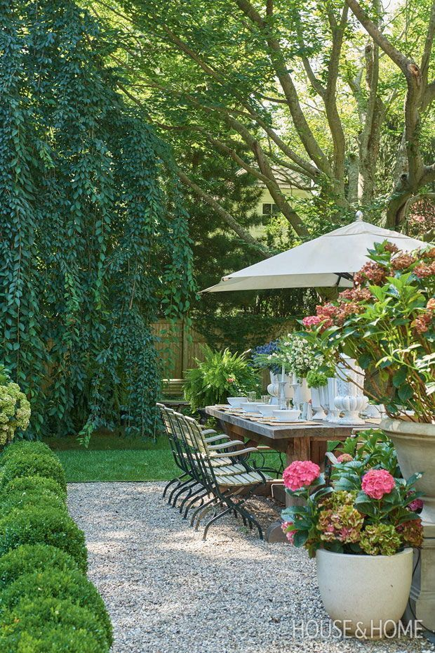 Photo of Nouvelle photo jardin anglais patio populaire