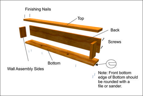 Diy Secret Floa Ting Shelf Gun Safe Free Downloadable Pdf Plans