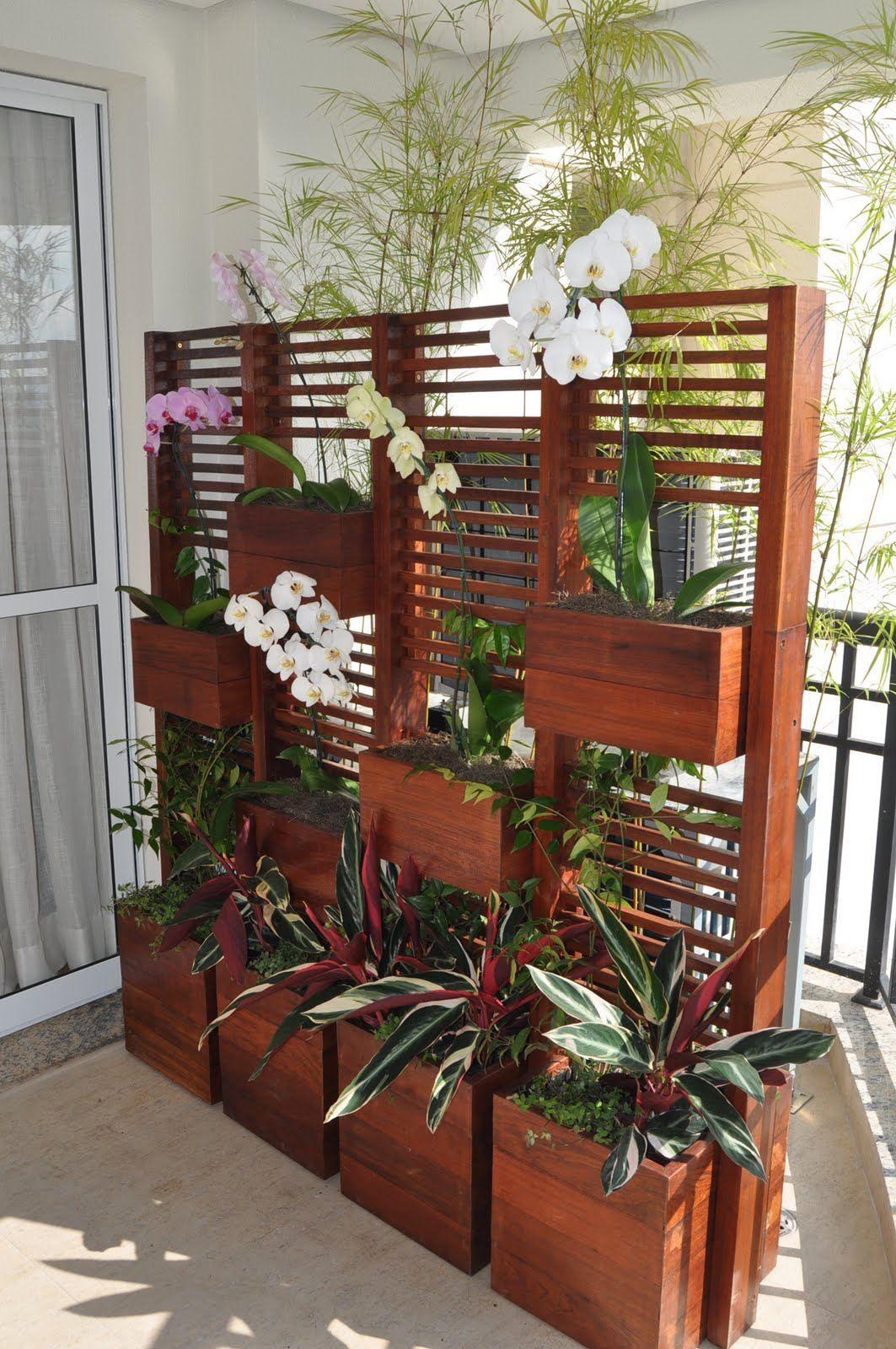 Mampara con flores gardening and design ideas pinterest