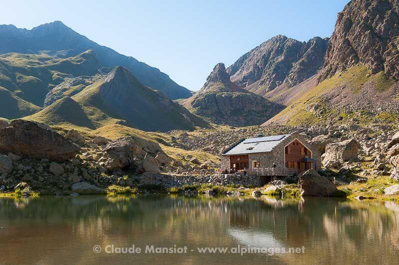 Refuge de Vallonpierre - Alpimages