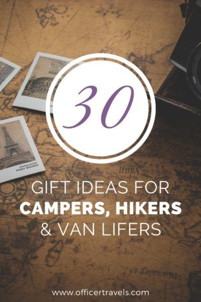 30 perfect gift ideas for road trippers, campers and hikers  30 perfect gift ideas for road tripper