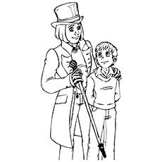 Top 10 Charlie And The Chocolate Factory Coloring Pages For Your