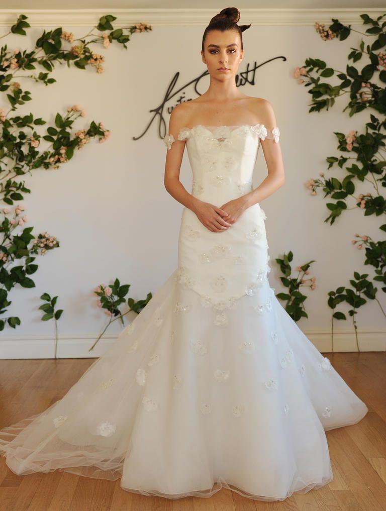 Austin Scarlett Shows Modern Wedding Dresses for Fall 2016 | Austin ...