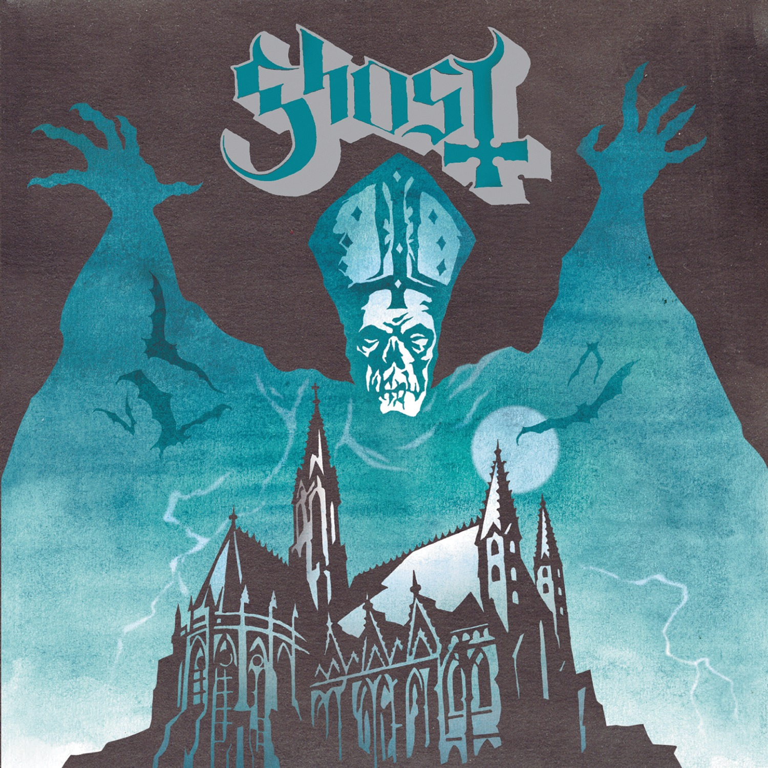 Opus Eponymous Ghost Free Download Borrow And Streaming Internet Archive Ghost Album Metal Albums Album Covers