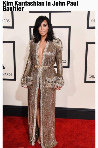 Kim kardashian style prom dress | My Fashion dresses | Pinterest ...