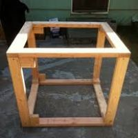 Image Result For How To Build A Sturdy Box Frame Box Frames Box Building Home Diy