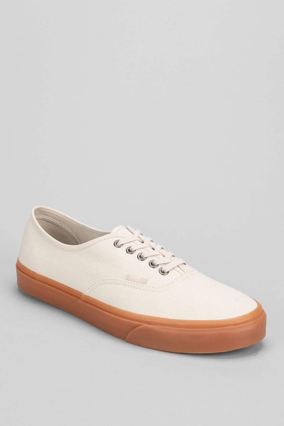 Vans Authentic Gum Sole Sneaker | Vans