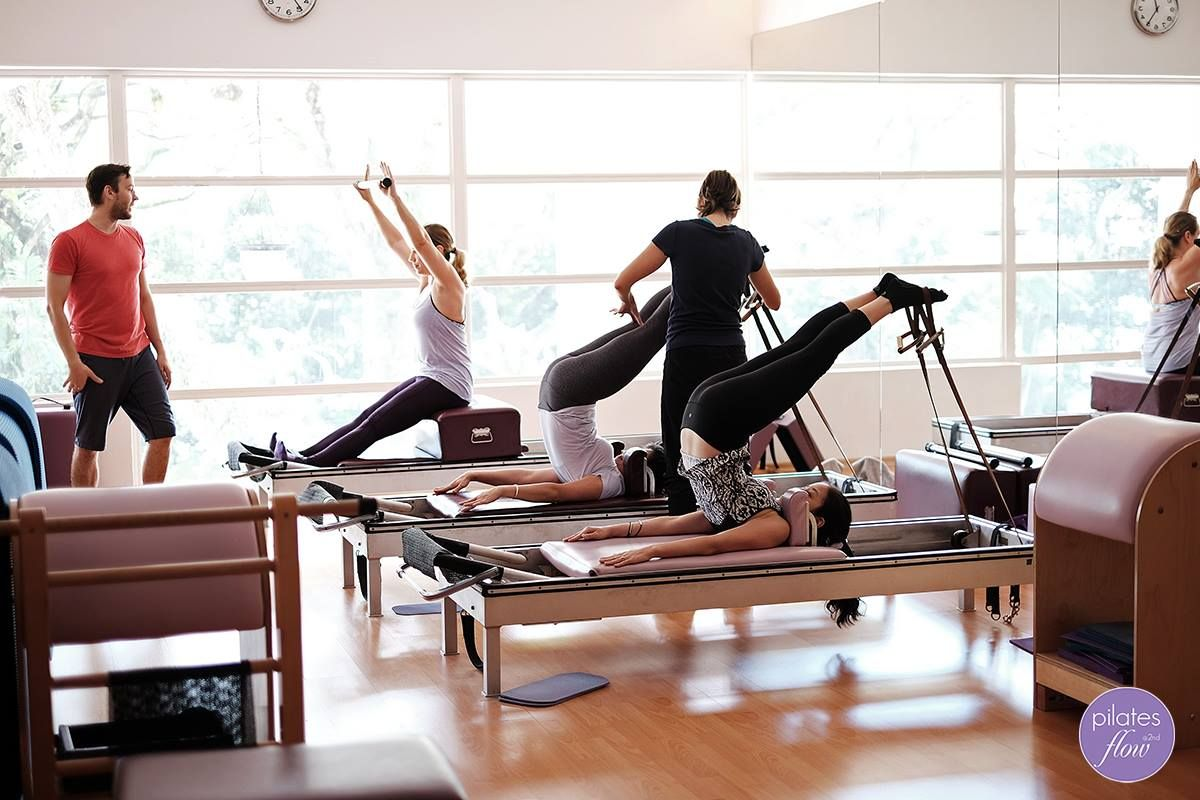 Pilates Flow 2nd Pilates, Pilates instructor, Reformers