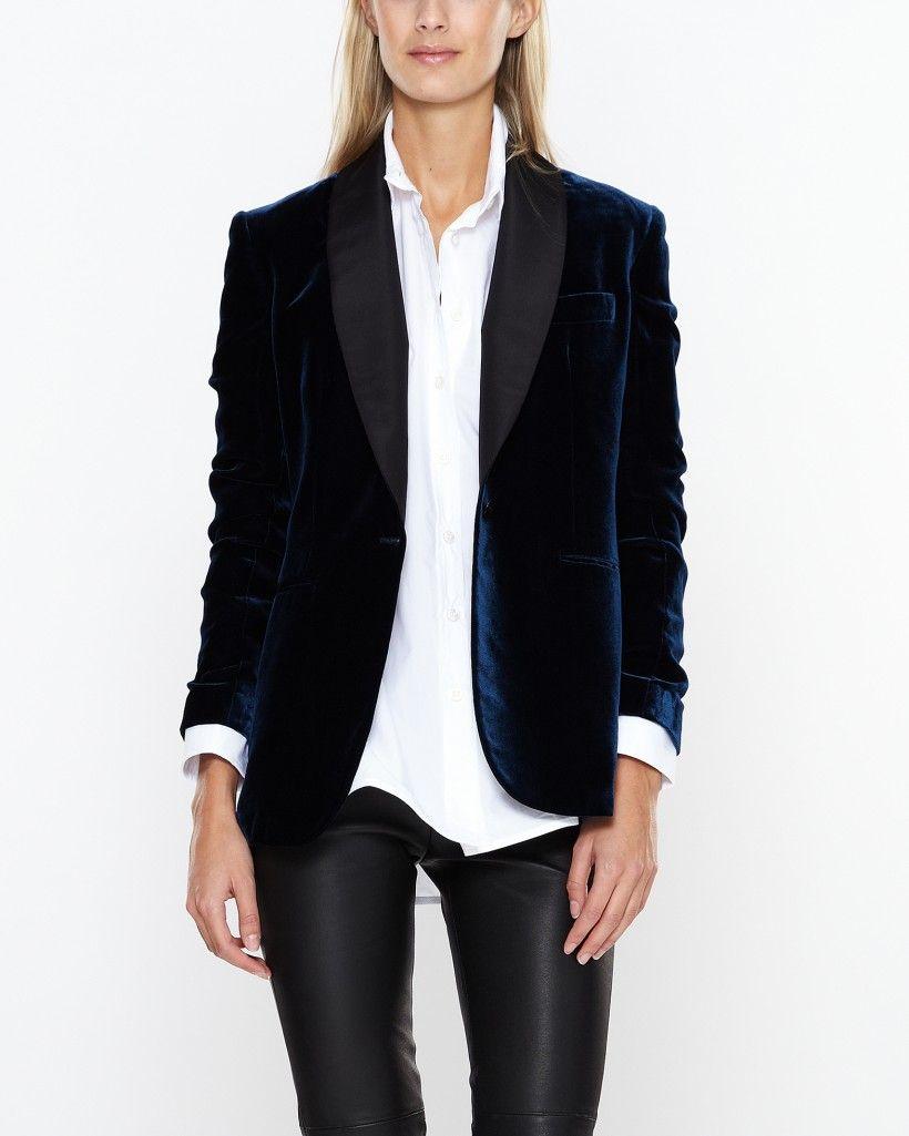 f9b7fcf0c8d6 Kavaj New Carmelia - Jackor & kappor - Kläder - Dam | Fashion ...
