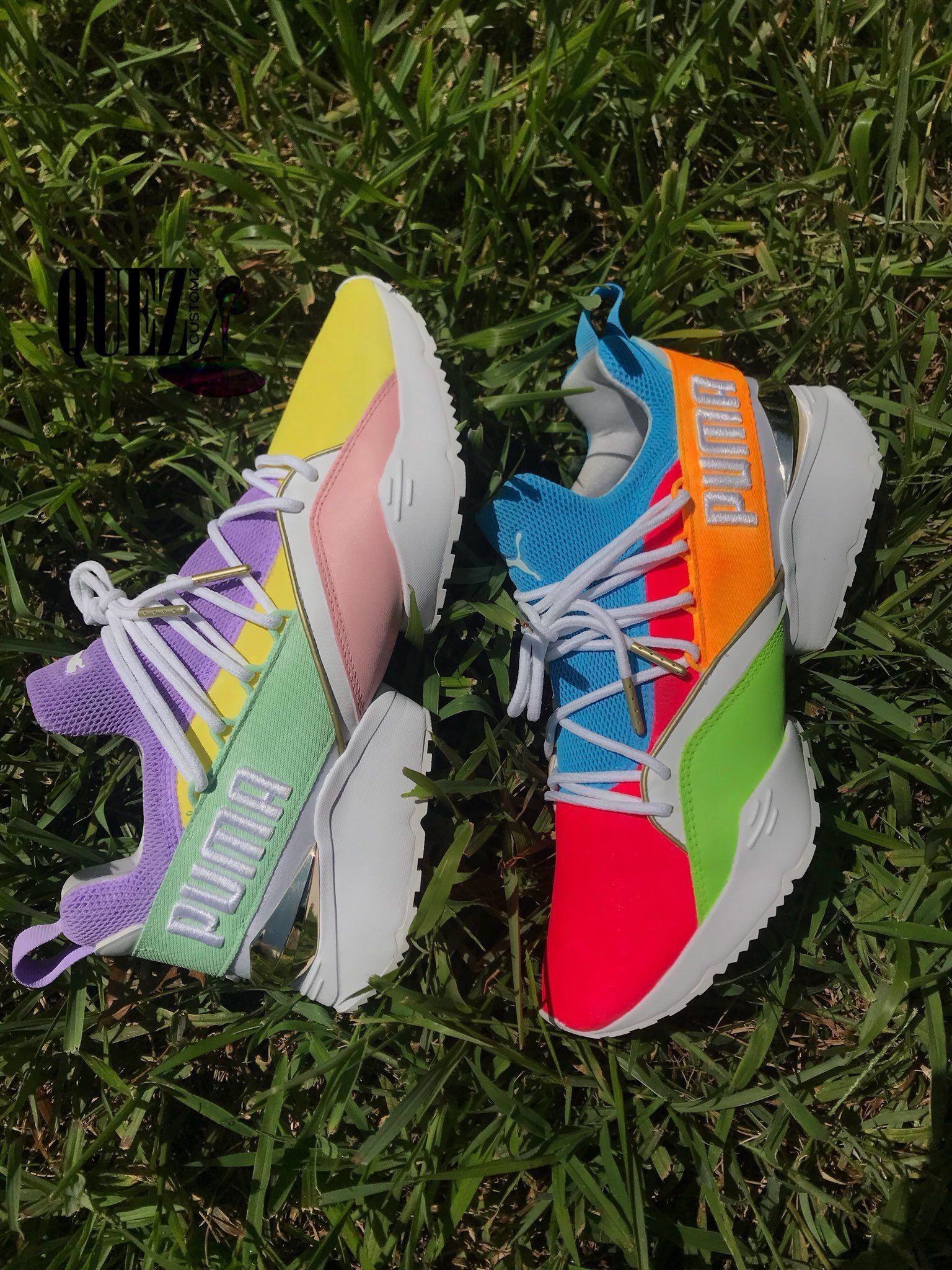 colorful puma sneakers, OFF 78%,Buy!