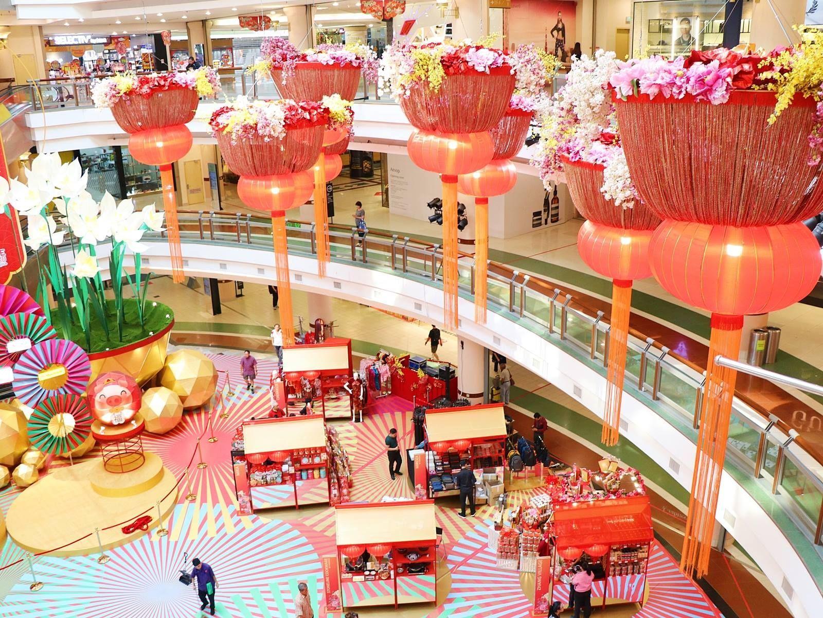 1 Utama Shopping Centre, Malaysia_Lunar New Year 2019_6