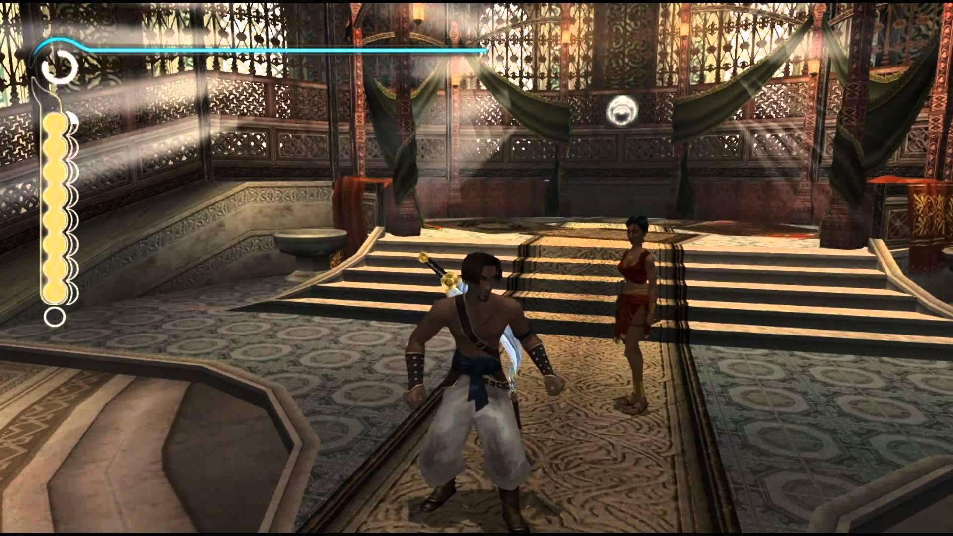 Prince Of Persia The Sands Of Time Trilogy 3d Walkthrough Gameplay