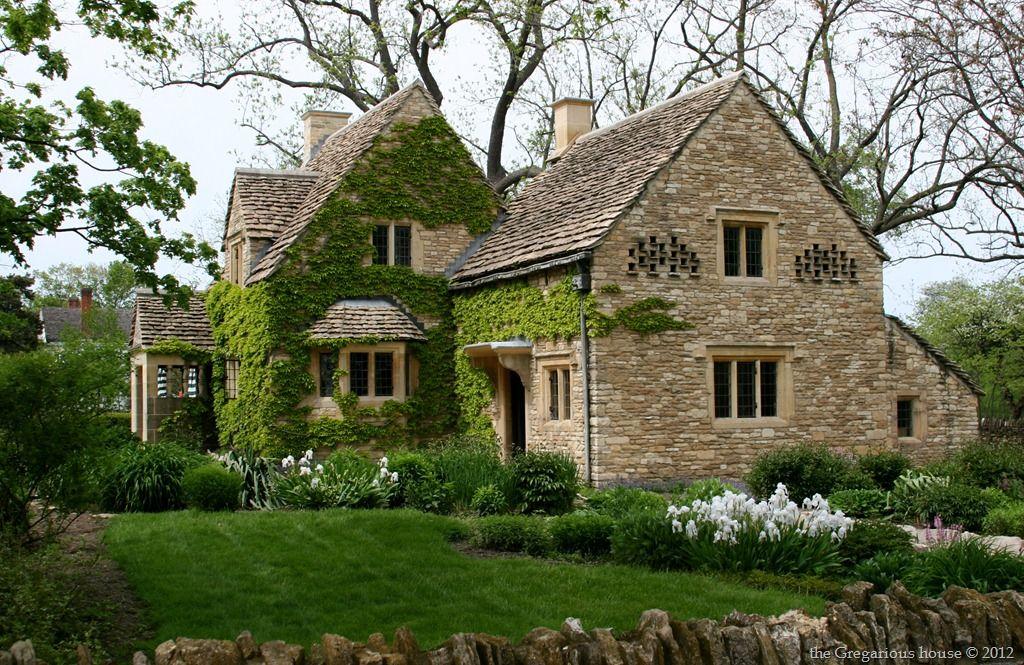 дачный дом в английском стиле фото григорий замечает