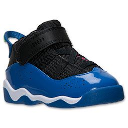 f8fcacbb2ff217 Girls  Toddler Jordan 6 Rings Basketball Shoes