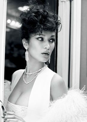 Bella Hadid by Sebastian Faena for Vogue Turkey May 2016 :: This Is Glamorous #bridalportraitposes Bella Hadid by Sebastian Faena for Vogue Turkey May... #bella #faena #glamorous #hadid #sebastian #turkey #vogue #bridalportraitposes