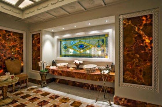 Classic Roman-Style Interior Design | Roman Inspired Rooms ...