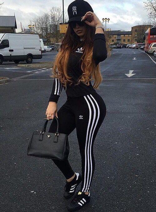 muy waooo | Ropa deportiva mujer, Adidas mujer ropa, Ropa adidas