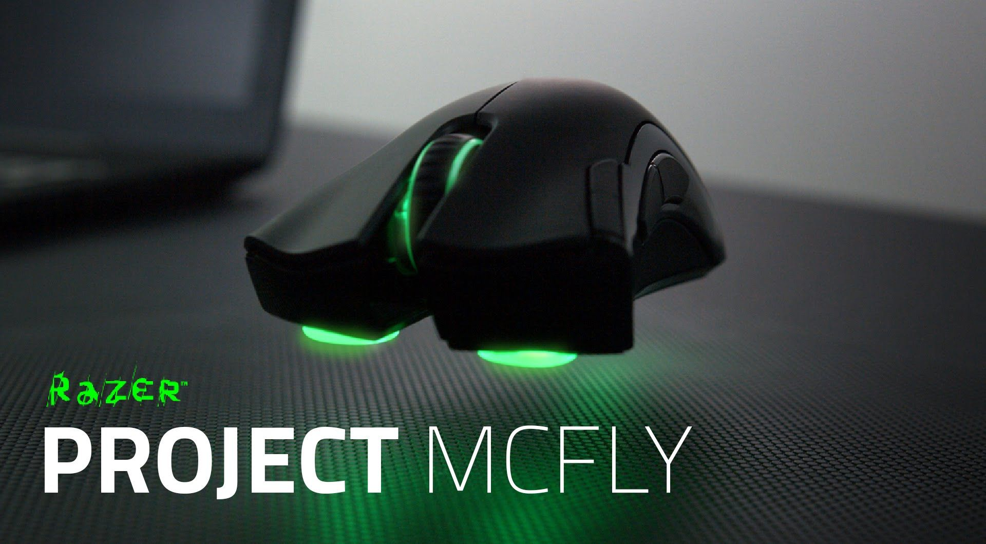 The Hovering Mouse - Project McFly   Razer   TECH GEAR