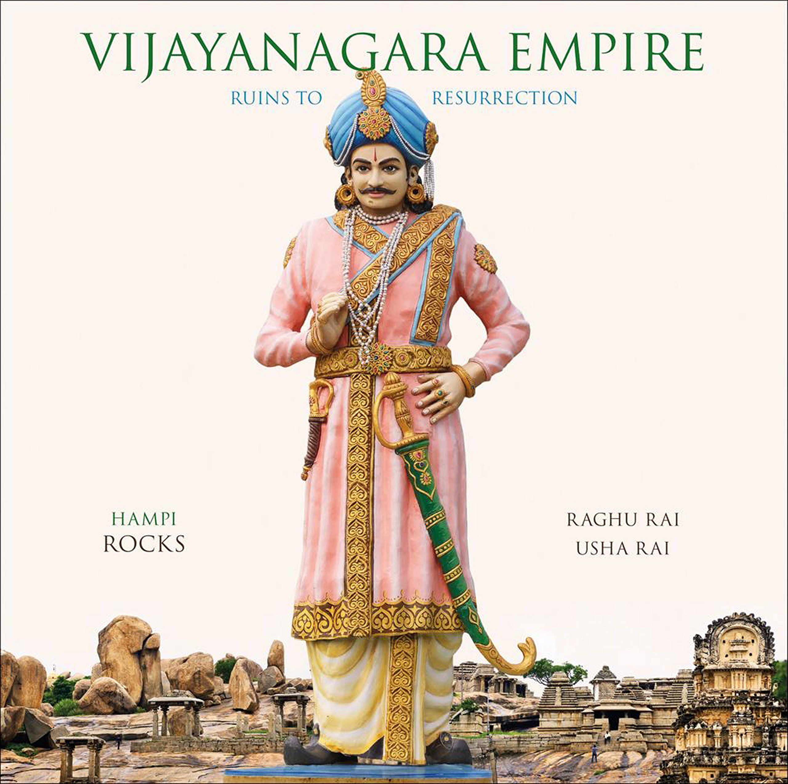 Krishnadeva Raya of Vijayanagar | Resurrection book, Ancient ...